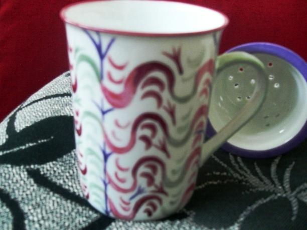 thé/tisane