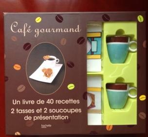 coffret café gourmand