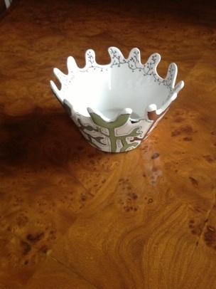 Cranté porcelaine de Gien