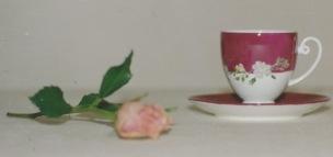 Frises de roses