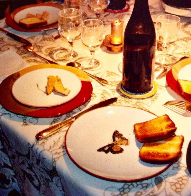 Foie gras!