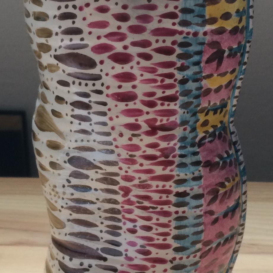 Vase tournant 4 saisonss